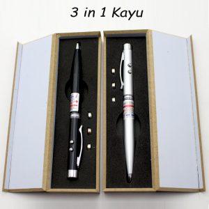 souvenir pen laser 3 in 1