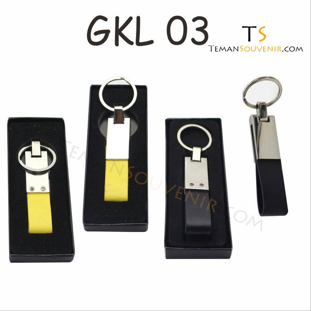 Gantungan kunci Kulit Promosi kode GKL 01
