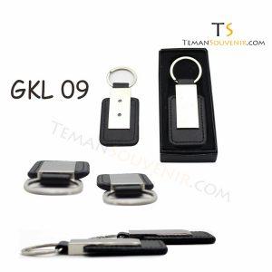 Gantungan kunci Kulit Promosi kode GKL 09