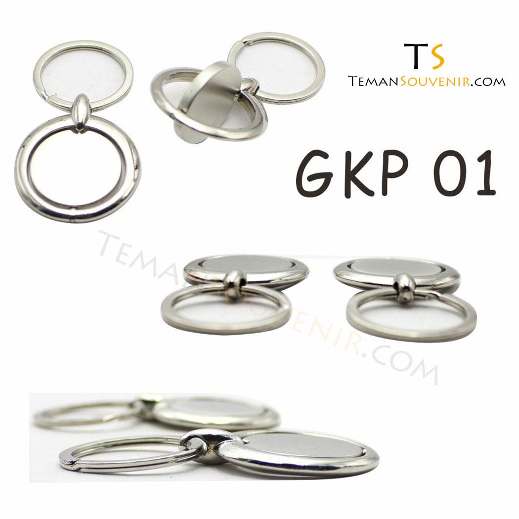Gantungan kunci Putar Promosi kode GKP 01