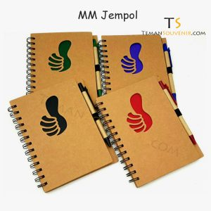 Memo Recycle - MM Jempol, barang promosi, barang grosir, souvenir promosi, merchandise promosi