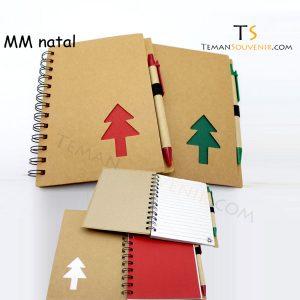 Memo Recycle - MM Natal, barang promosi, barang grosir, merchandise promosi, souvenir promosi
