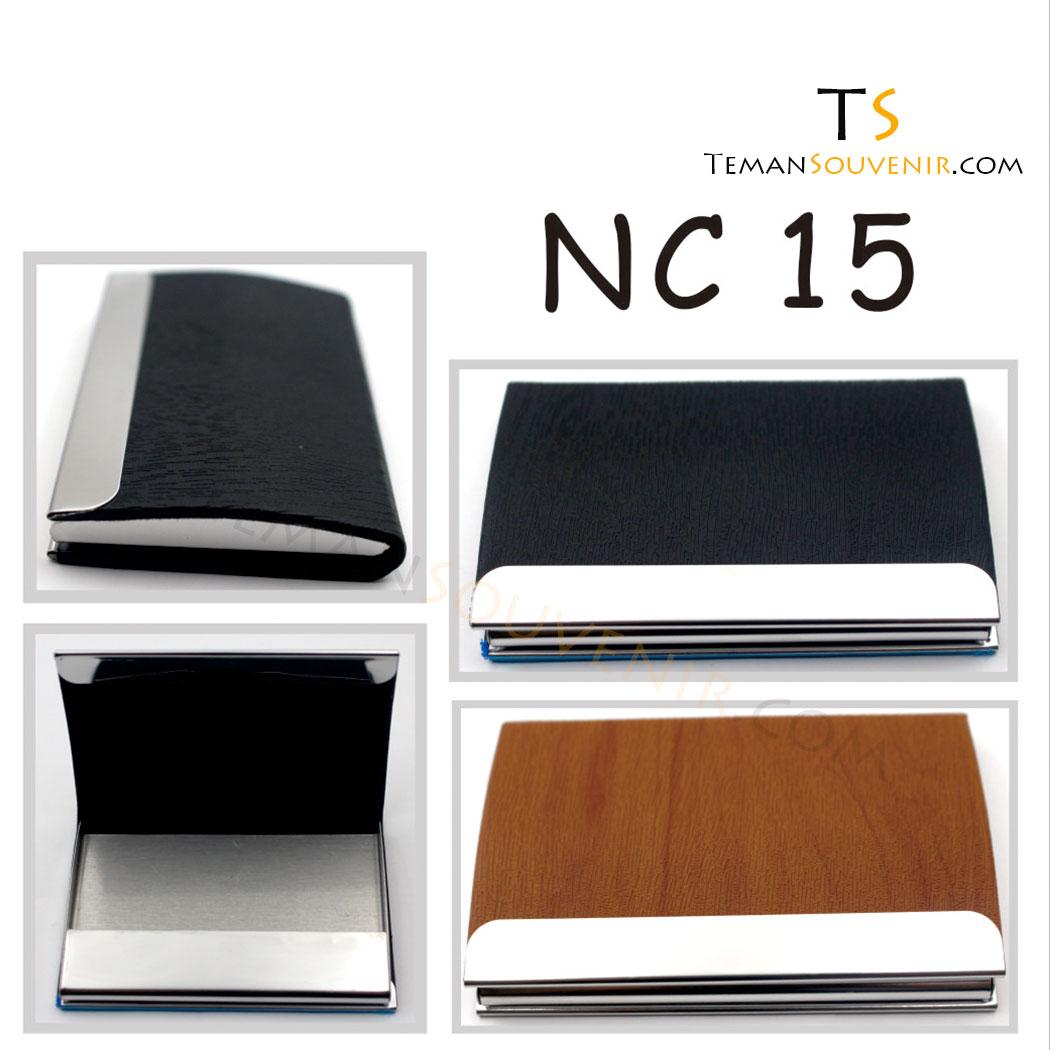 Tempat Kartu nama - NC 15, barang promosi, barang grosir, souvenir promosi, merchandise promosi