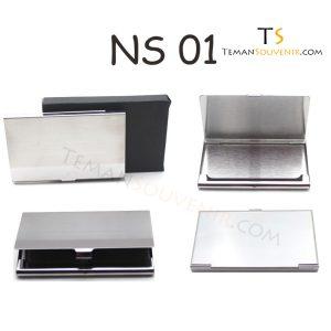 Tempat Kartu nama - NS 01, barang grosir, souvenir promosi, barang promosi, merchandise promosi