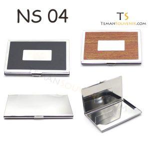 Tempat Kartu nama - NS 04, barang promosi, barang grosir, souvenir promosi, merchandise promosi
