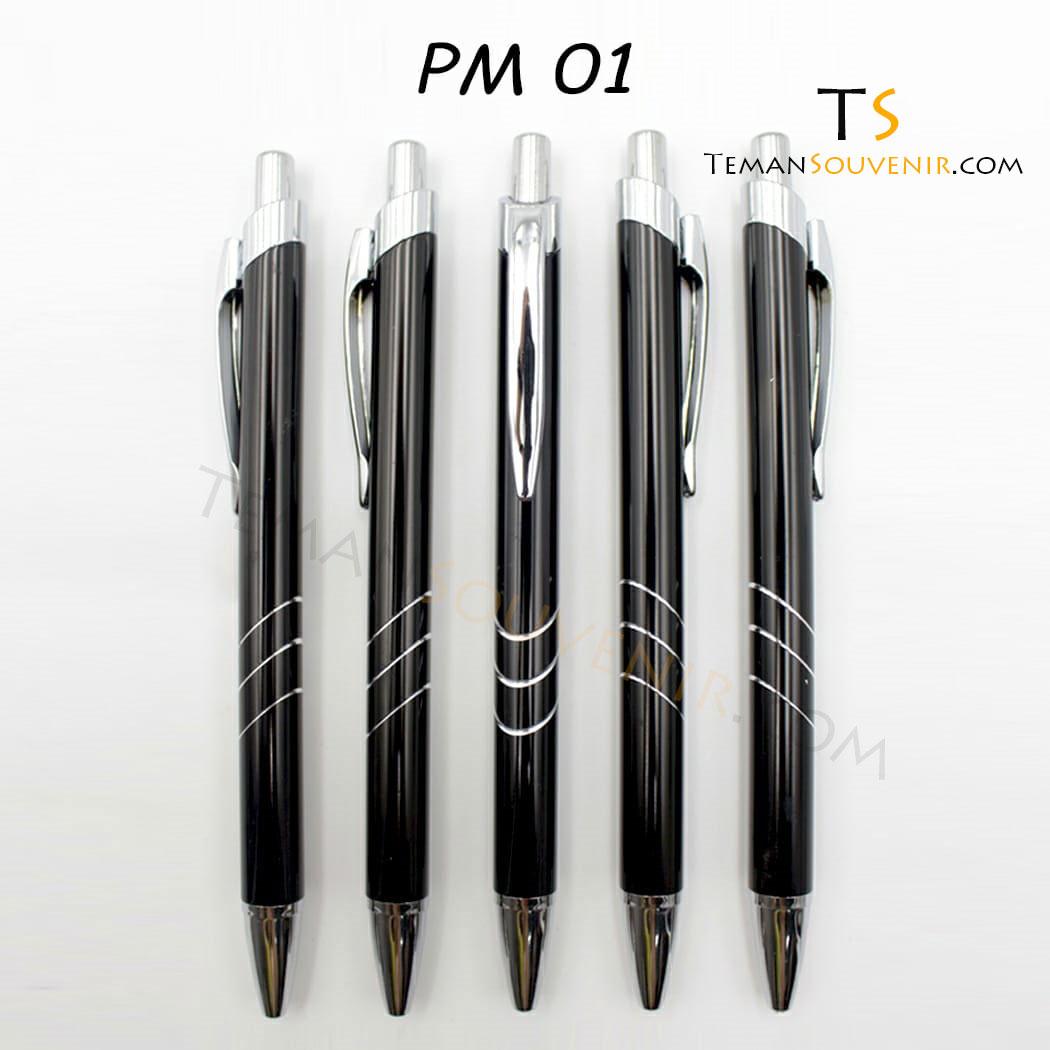 Pen Metal - PM 01, barang promosi, barang grosir, souvenir promosi, merchandise promosi