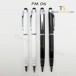 Pen Metal 06 - PM 06, barang promosi, barang grosir, souvenir promosi, merchandise promosi