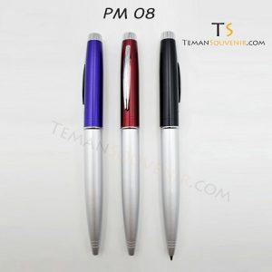 Pen Metal 08 - PM 08, barang promosi, barang grosir, souvenir promosi, merchandise promosi