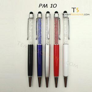 Pen Metal 10 - PM 10, barang grosir, barang promosi, souvenir promosi, merchandise promosi