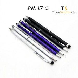 Pen Metal 17 - PM 17, barang promosi, barang grosir, souvenir promosi, merchandise promosi