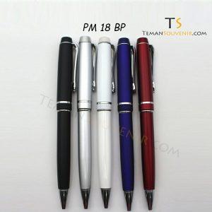 Pen Metal 18 - PM 18 BP, barang promosi, barang grosir, souvenir promosi, merchandise promosi