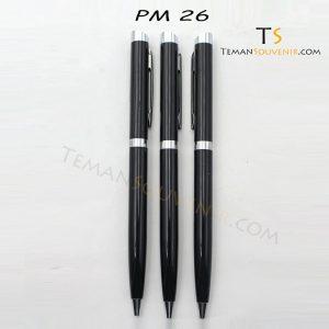 Pen Metal 26 - PM 26, barang promosi, barang grosir, souvenir promosi, merchandise promosi