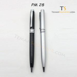 Pen Metal 28 - PM 28, barang promosi, barang grosir, souvenir promosi, merchandise promosi