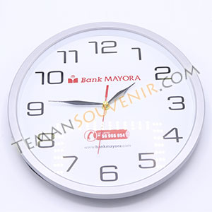 Jam Dinding-Bank MAYORA