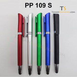 PP 109 - Pen Plastik 109, barang grosir, souvenir promosi, barang promosi, merchandise promosi