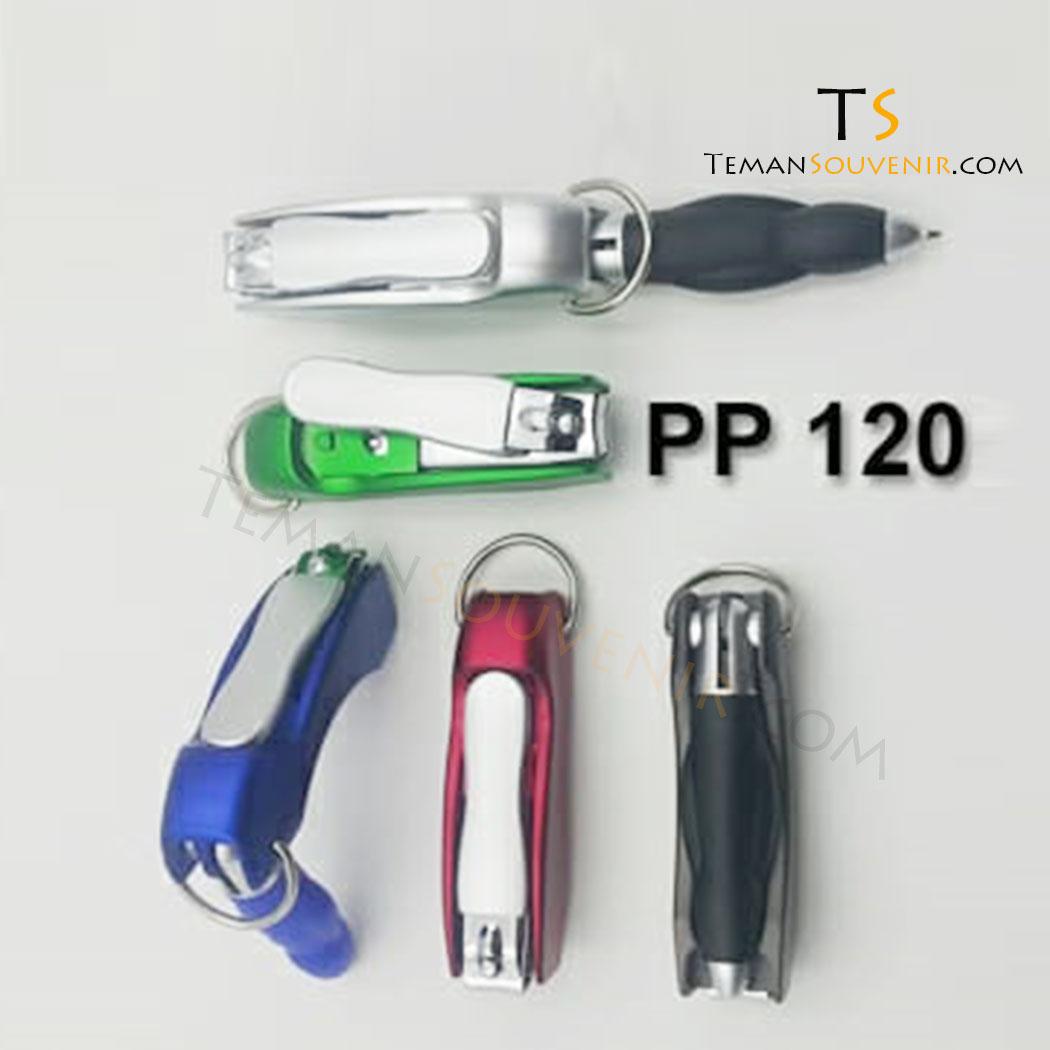 PP 120 - Pen Plastik 120, barang promosi, barang grosir, souvenir promosi, merchandise promosi