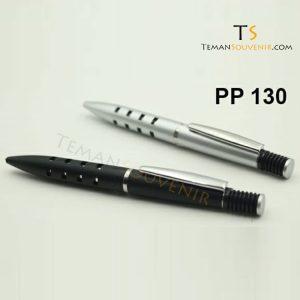 PP 130 - Pen Plastik 130, barang grosir, souvenir promosi, merchandise promosi, barang promosi