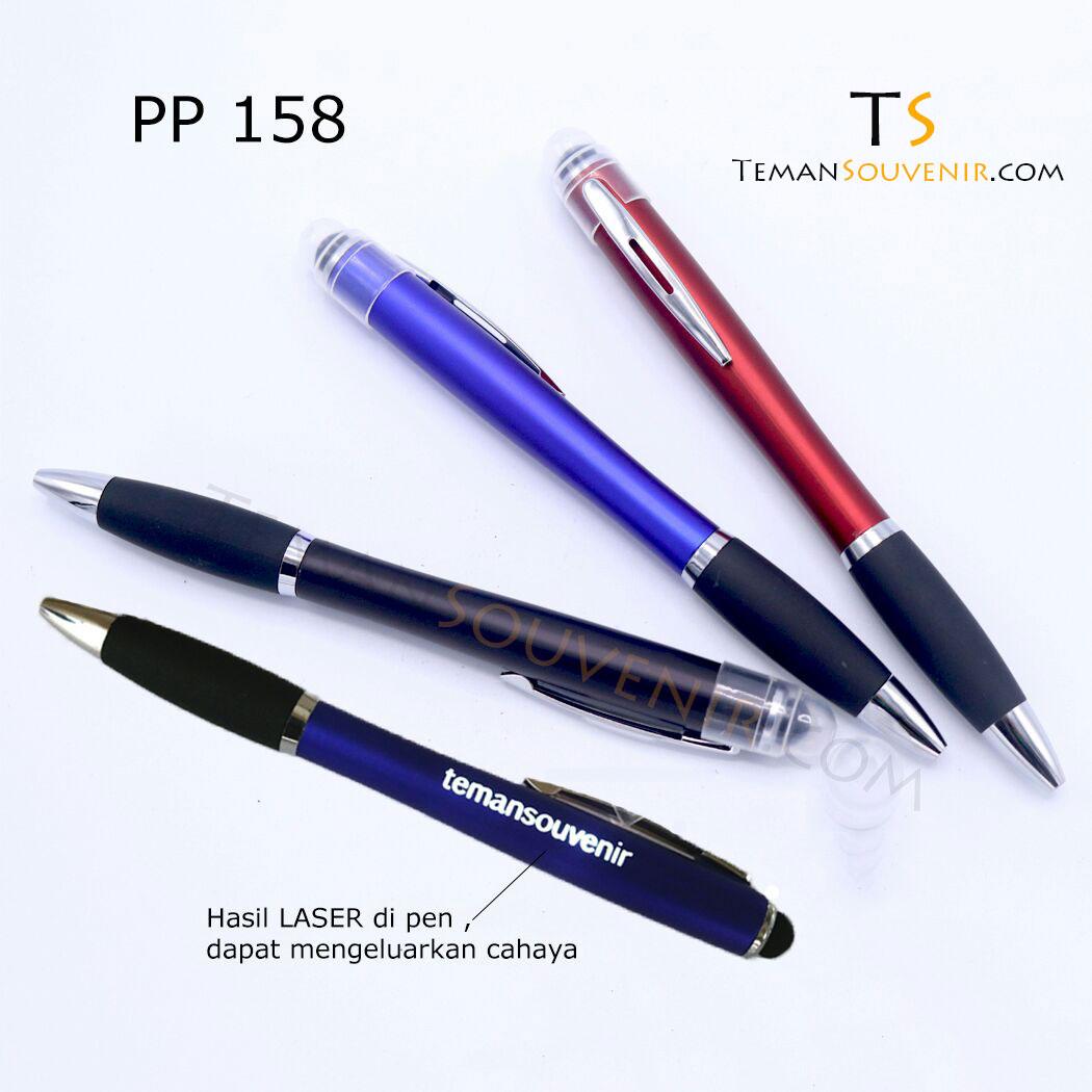 PP 158 – Pen Plastik 158
