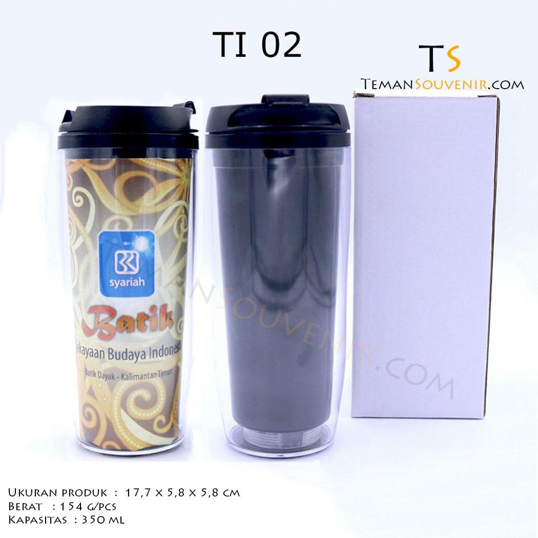 TI 02, barang promosi, barang grosir, souvenir promosi, merchandise promosi