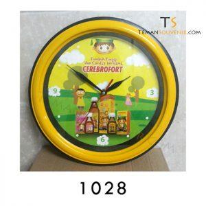 Jam Dinding 1028, barang promosi, barang grosir, souvenir promosi, merchandise promosi