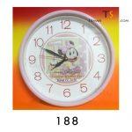 Jam Dinding 188, barang grosir, barang promosi, souvenir promosi, merchandise promosi