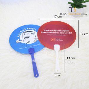 Kipas PVC, barang promosi, barang grosir, souvenir promosi, merchandise promosi