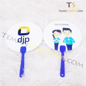 Kipas PVC,souvenir promosi,merchandise promosi,barang promosi,barang grosir