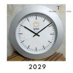 Jam Dinding 2029, barang promosi, barang grosir, souvenir promosi, merchandise promosi