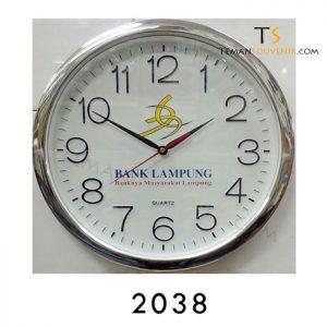Jam Dinding 2038, barang promosi, barang grosir, merchandise promosi, souvenir promosi