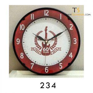 Jam Dinding 234, barang grosir, barang promosi, souvenir promosi, merchandise promosi