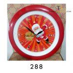 Jam Dinding 288, barang promosi, barang grosir, souvenir promosi, merchandise promosi