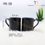MK 08-Mug NK Kaki Handle Love
