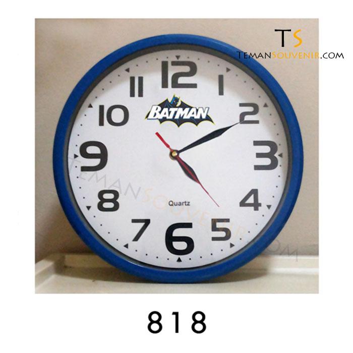 Jam Dinding 818, barang promosi, barang grosir, souvenir promosi, merchandise promosi