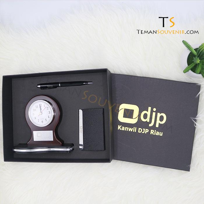 Giftset 3in1 Kanwil DJP Riau, barang promosi, barang grosir, souvenir promosi, merchandise promosi