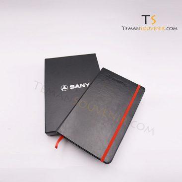 Agenda CA 01 - SANY, barang promosi, barang grosir, souvenir promosi, merchandise promosi