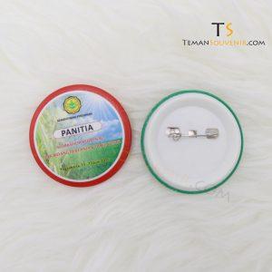 Pin 5,8 cm Kanvas, barang promosi, barang grosir, souvenir promosi, merchandise promosi