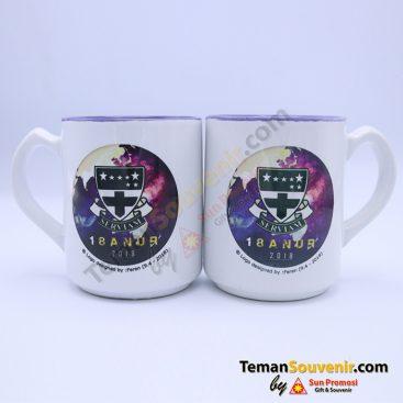 MK 01- Mug Servian, barang promosi, barang grosir, souvenir promosi, merchandise promosi