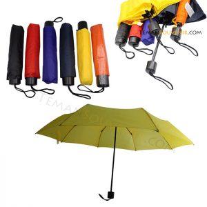 Payung Lipat 3, barang promosi, barang grosir, souvenir promosi, merchandise promosi
