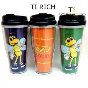 Tumbler RICH, barang promosi, barang grosir, souvenir promosi, merchandise promosi