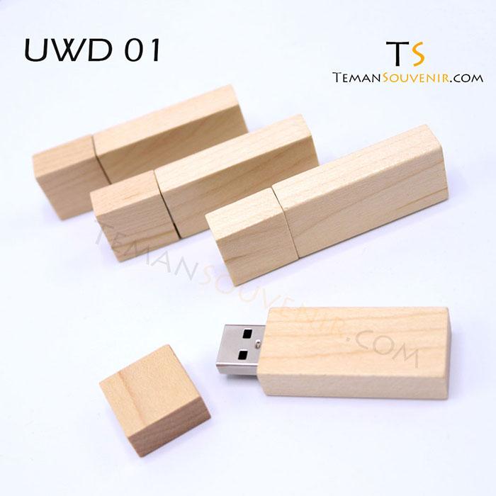 USB Kayu 01, barang promosi, barang grosir, souvenir promosi, merchandise promosi