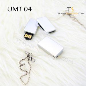UMT 04-USB Metal, barang promosi, barang grosir, souvenir promosi, merchandise promosi