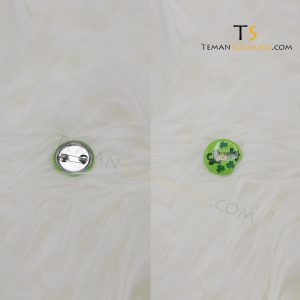 Pin 2,5 cm Glossy, barang grosir, barang promosi, souvenir promosi, merchandise promosi