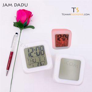 Jam Dadu, barang grosir, barang promosi, merchandise promosi, souvenir promosi