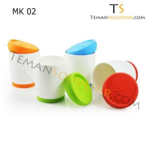 MK 02-Mug Spring, barang promosi, barang grosir, souvenir promosi, merchandise promosi