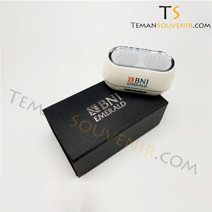 Souvenir promosi Giftset Speaker Bluetooth, barang promosi, barang grosir, souvenir promosi, merchandise promosi