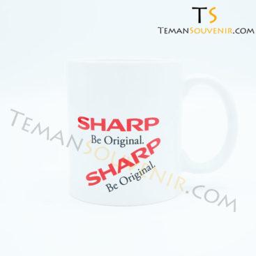 MK 01 - SHARP Be Original, barang promosi, barang grosir, souvenir promosi, merchandise promosi