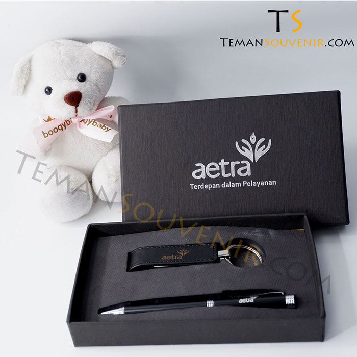 Giftset 2 in 1 Aeatara, barang promosi, barang grosir, souvenir promosi, merchandise promosi