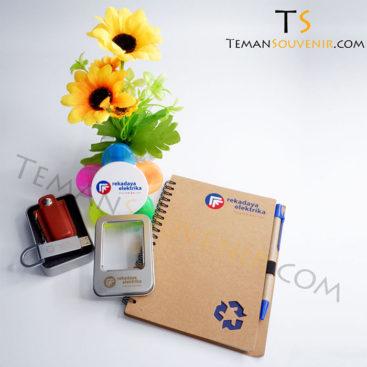 Rekadaya Elektrika, barang promosi, barang grosir, merchandise promosi, souvenir promosi
