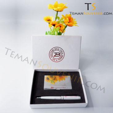 Souvenir promosi perusahaan Giftset 2 in 1, barang promosi, barang grosir, souvenir promosi, merchandise promosi