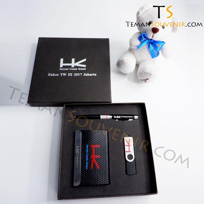 Giftset 3 in 1 HK, barang promosi, barang grosir, merchandise promosi, souvenir promosi